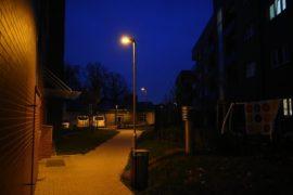Profesionální osvětlení v zahradě