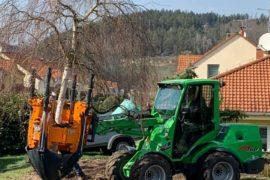 Dobývák stromů Optimal 900